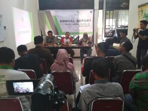 """Scale Up Riau: """"Konflik Perkebunan Perlu Solusi dan Kebijakkan Pemda"""""""