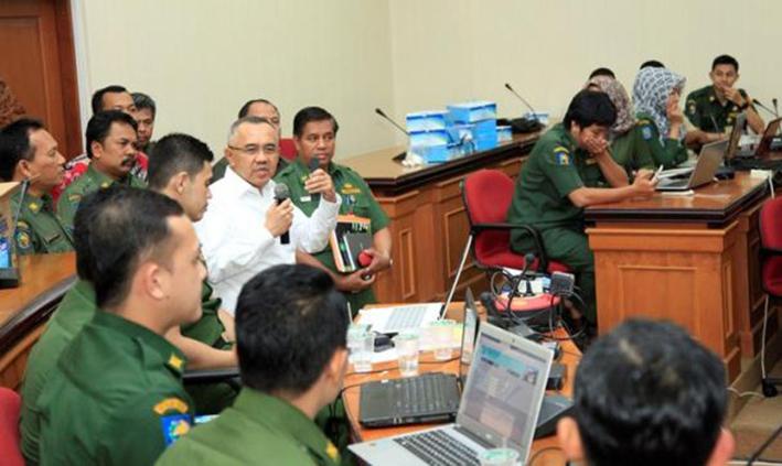 Implementasi Penerapan E-Government dalam Sistem Pemerintahan di Provinsi Riau
