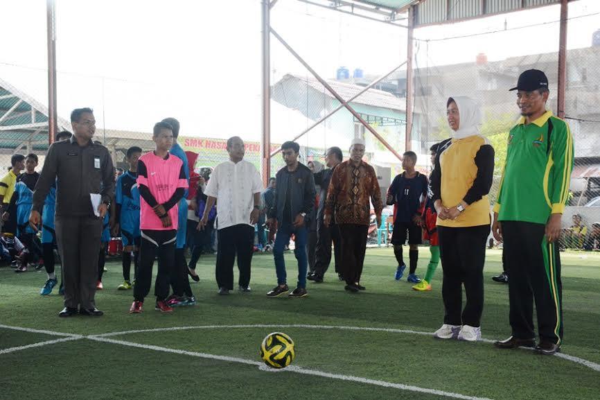 Wawako Ayat Tutup Turnamen Futsal