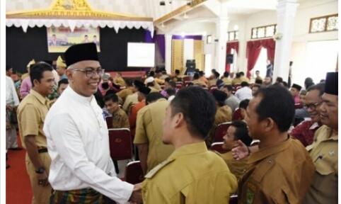 5 Tahun, Pemkab Inhil Alokasikan Dana DMIJ Sebesar Rp599 Miliar