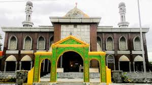 Masjid Raya Pekanbaru Kini Bukan Lagi Cagar Budaya