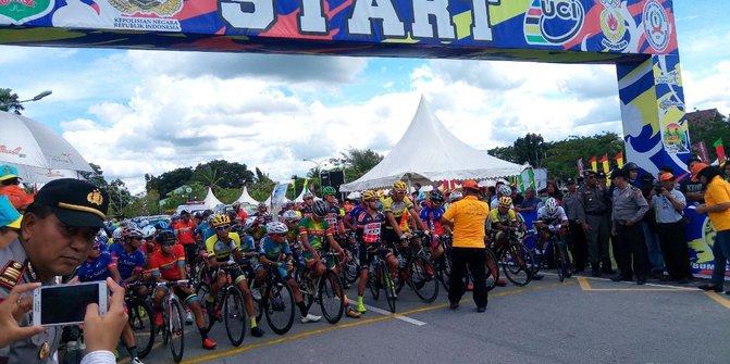 Tour de Siak Bagian dari Kalender Union Cycliste 2018