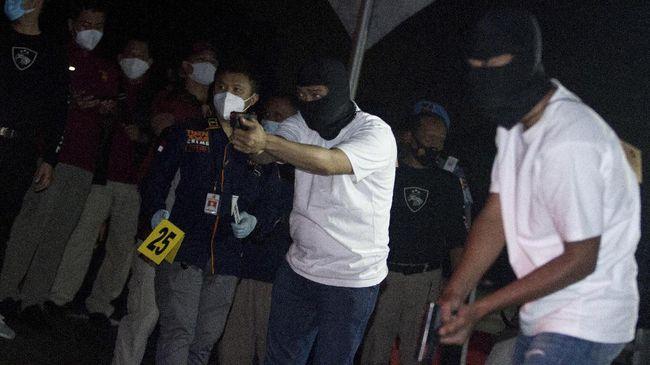Polisi Tetapkan 6 Laskar FPI yang Tewas Jadi Tersangka
