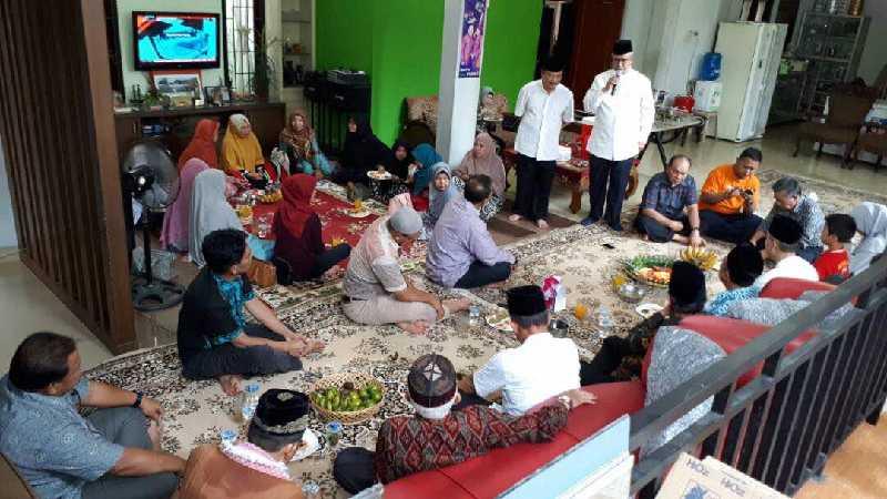Ikatan Keluarga Kerinci Jambi Riau Dukung Syamsurizal Maju di Pilgubri 2018
