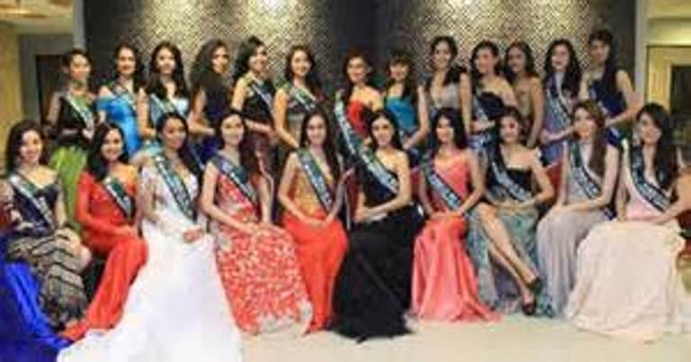 Wakil Riau di Ajang Miss Earth 2015