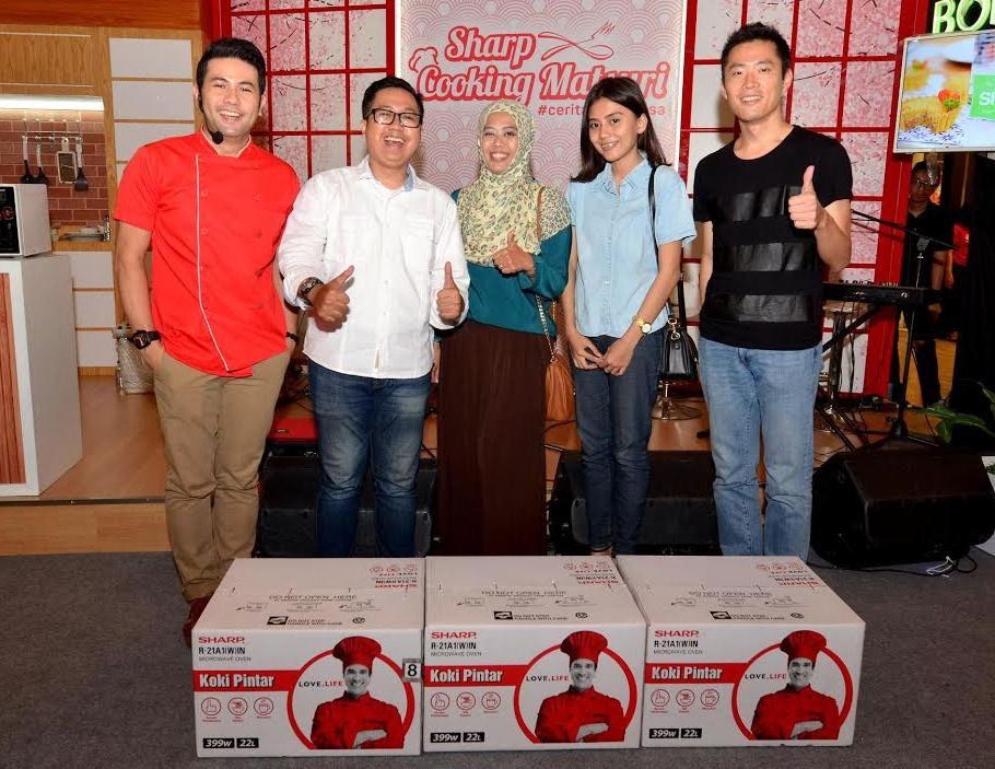 Demo Masak , Talk show dan Digital Campaign