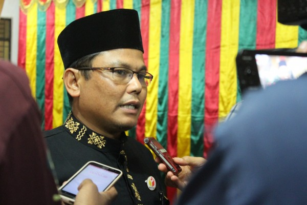 Kasus Deklarasi Dukungan Kepala Daerah untuk Jokowi, Bawaslu Riau Mulai Minta Pendapat Ahli