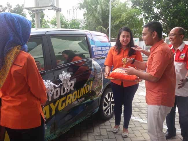 Garuda Indonesia Jalin Kerjasama Dengan Agung Toyota