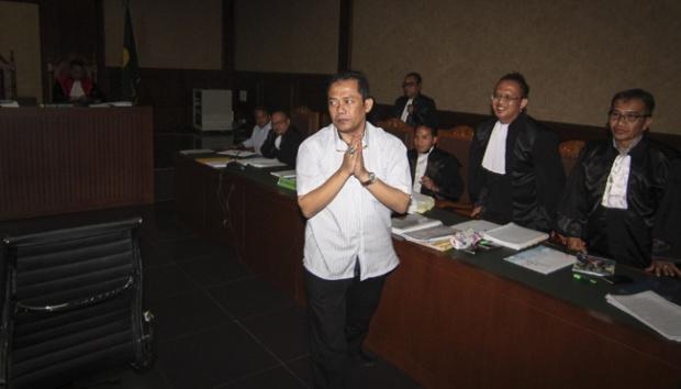 Sidang Suap Pajak, KPK Dalami Peran Ipar Jokowi