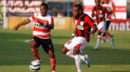 Persipura Ditekuk Madura United 2-0