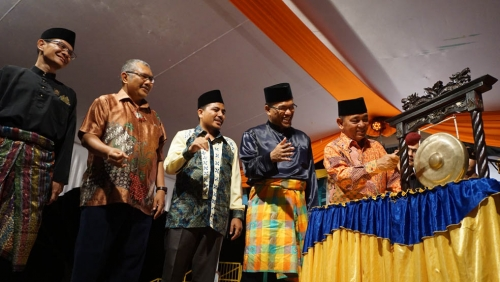 Haris: Ini Bukti Kekayaan Indonesia