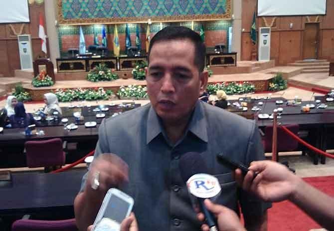 Wakil ketua DPRD Riau Desak Tim Terpadu Segera Bekerja Tertibkan Lahan Ilegal
