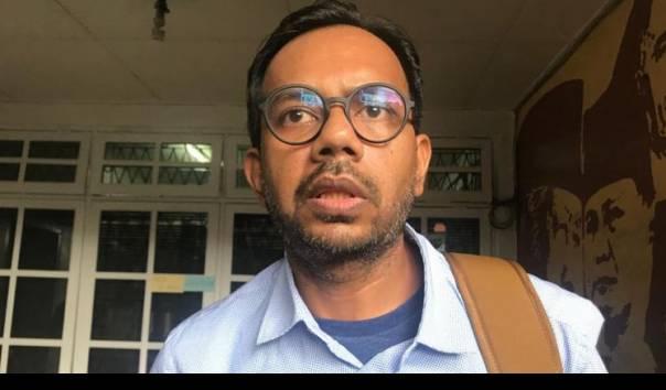 Dua Kali Disomasi Luhut Panjaitan, Aktivis Haris Azhar Tolak Minta Maaf