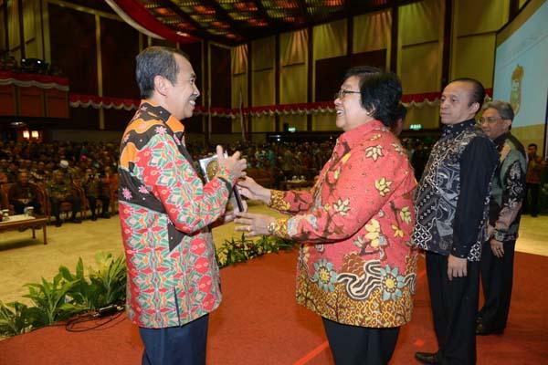 Siak Raih Dua Penghargaan Lingkungan Hidup