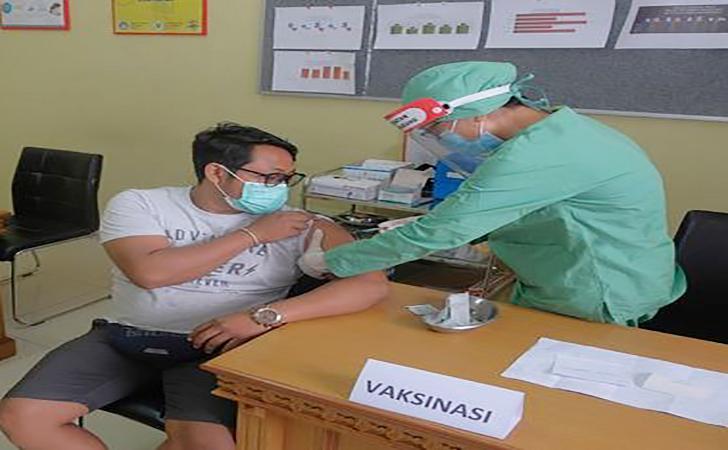Pejabat dan Tokoh di Kuansing Tolak Jadi yang Pertama Disuntik Vaksin Covid-19