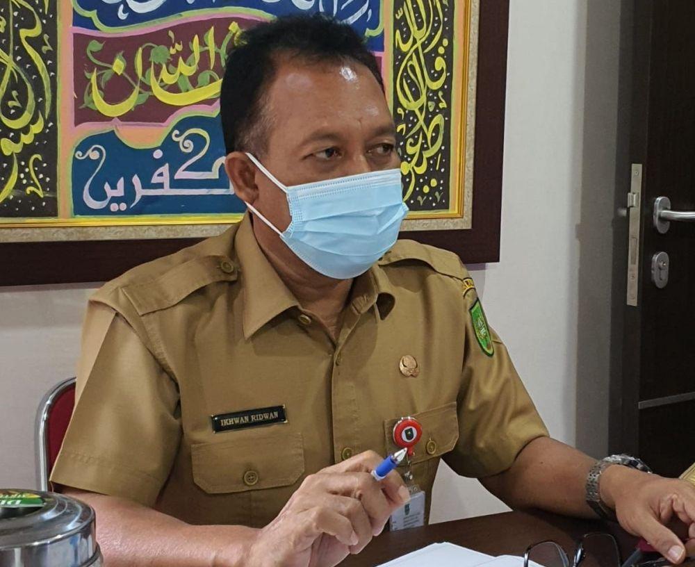 Indra Agus Tersangka Korupsi, Ade Yudistira Ditunjuk Sebagai Plt Kadis ESDM