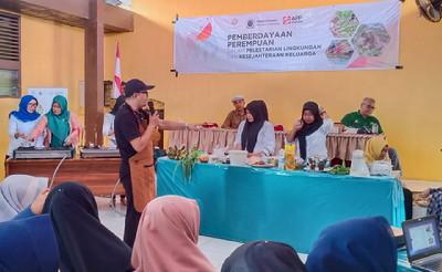 APP Sinar Mas dan Martha Tilaar Group Berikan Pelatihan Perempuan Pelalawan