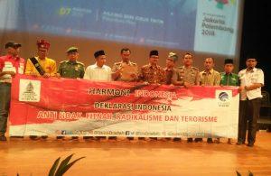 """Giat Harmoni Indonesia """"Pemuda Generasi Melek Media dan Sadar Budaya"""" Dapat Apresiasi"""