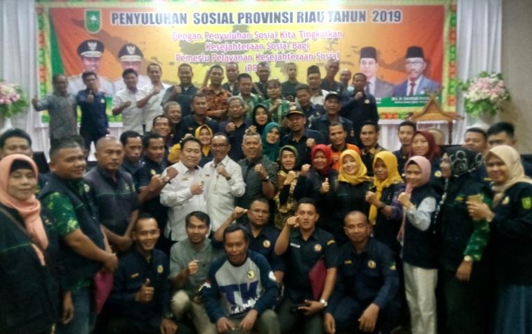 Ketua Komisi V DPRD Riau, Dukung Visi Misi Gubri