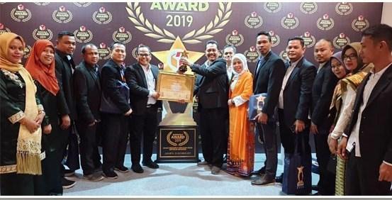 Bawaslu Riau Raih Penghargaan Inovasi dan Kinerja Pengawasan