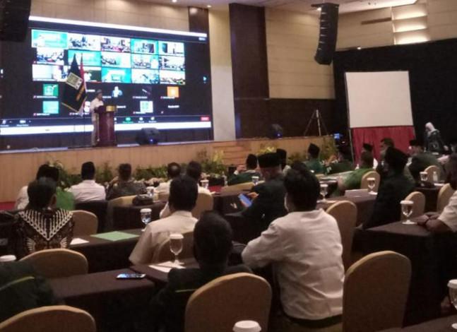 Para Bupati Terpilih Jagoan Partai Hadir di Muswil PKB Riau