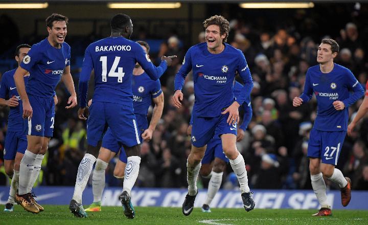 Chelsea Tetap Urutan 3 Liga Primer