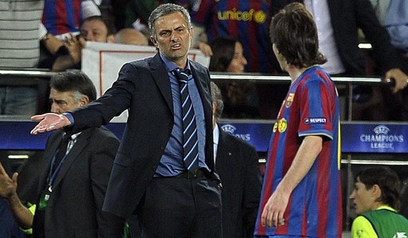 Messi Pensiun di Barca, Mourinho: Itu Hal yang Indah