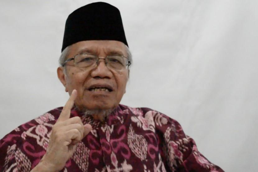 Taufik Ismail: Kondisi Ini Persis 50 Tahun Lalu Masa PKI