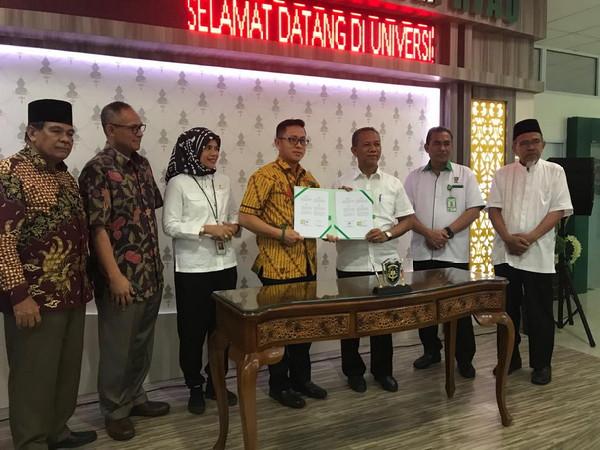 SKK Migas Chevron & UIR Bangun Migas Center Pertama di Riau