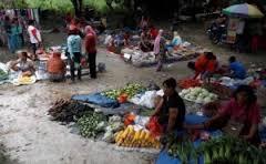 Pemko Pekanbaru Bingung Cara Tertibkan Pasar Kaget