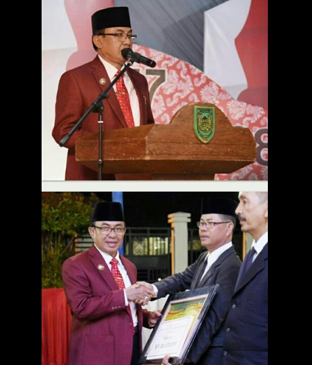 Bupati Inhil: Kemerdekaan, Sebuah Anugerah Bagi Bangsa Indonesia