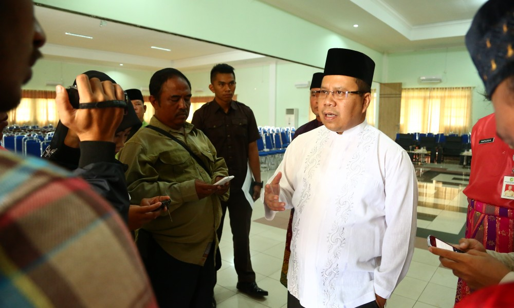 Bupati Irwan: Pelantikan Sekda dan Eselon II Dilakukan Awal April