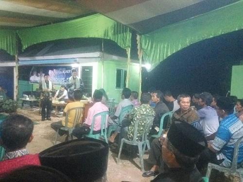Masyarakat Benai Inginkan Masjid Paripurna