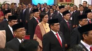 Menyimak Riuh Rendah Persepsi Publik Terhadap Kabinet Indonesia Maju.