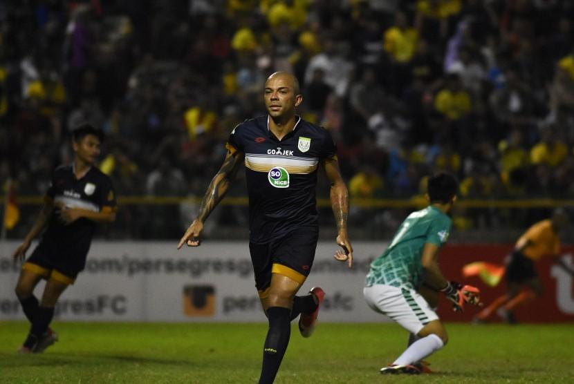 Persija Masukkan Ivan Carlos untuk Kuota Pemain Asing