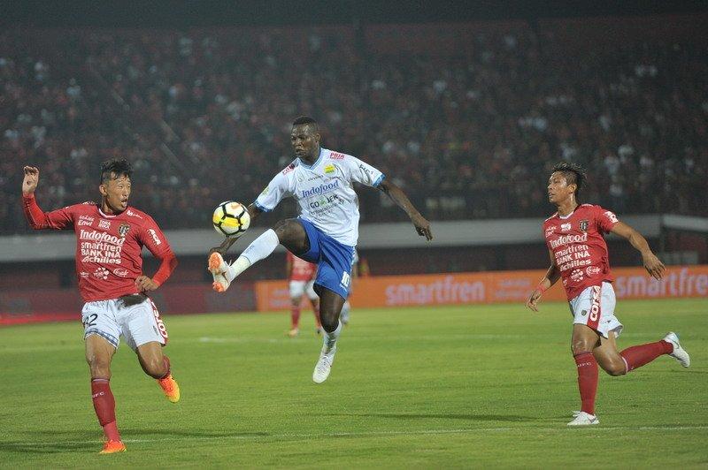 Kata Mario Gomez Usai Persib Imbangi Bali United