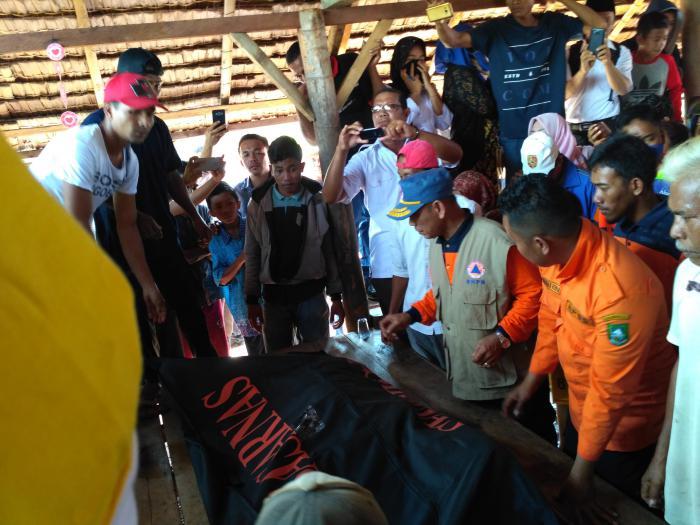 2 Korban Tenggelam di Pangkalan Batang Ditemukan