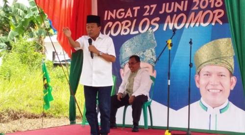 Riau Butuh Pemimpin Berani dan Bukan Sekadar Janji