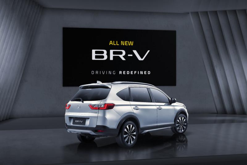 All New Honda BR-V Meluncur Gantikan N7X