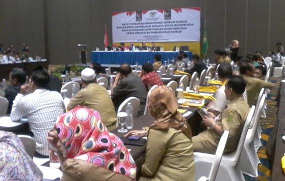 Keluh Kesah Daerah dengan DPD RI Tanpa Penyelesaian