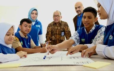 Dukung Digitalisasi Sekolah  XL Axiata-Kemenag Selenggarakan Program MadrasahBootCamp