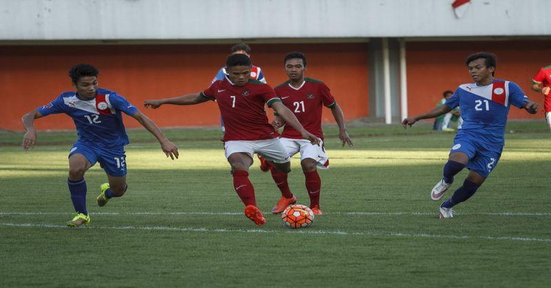 Timnas Indonesia U-19 Targetkan 2-3 Gol