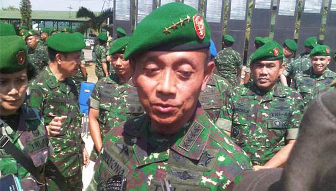 Soal Granat Mematikan Brimob, Ini Kata KASAD TNI