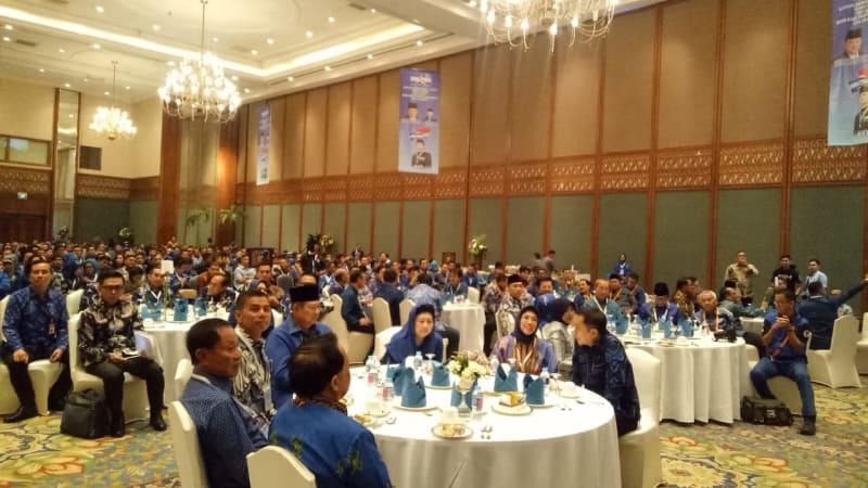 SBY Optimistis Demokrat Kembali Berjaya di 2019