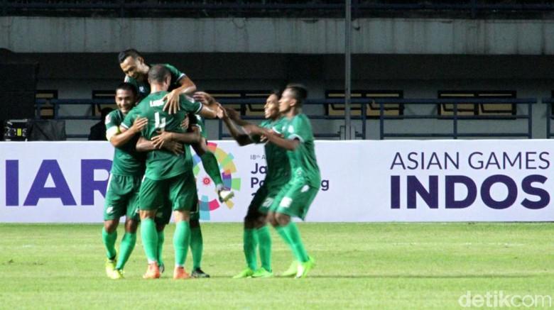 PSMS Waspadai Persija,  Optimistis ke Final