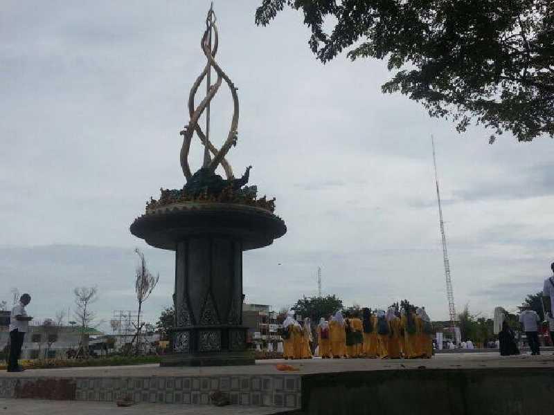 Kejati Riau Siap Tetapkan Tersangka Dugaan Korupsi Tugu Integritas