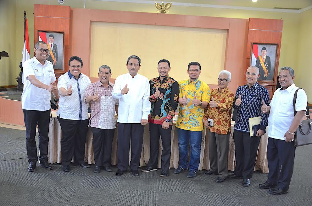 FGD tentang Pelaksanaan APBD Prov Riau TA 2017