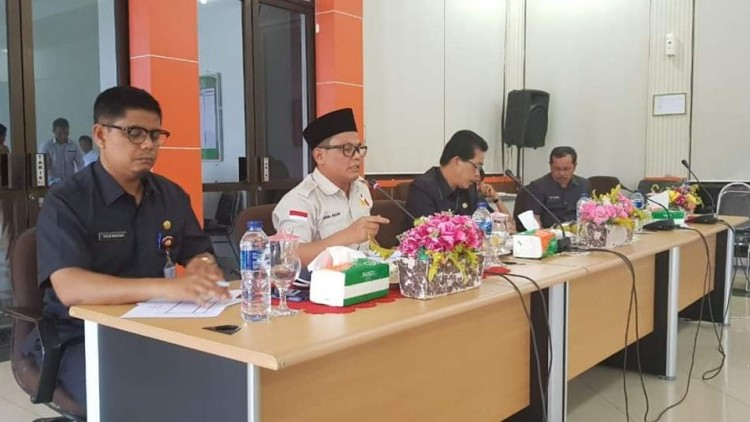 Bawaslu Riau Kunjungi Kuansing