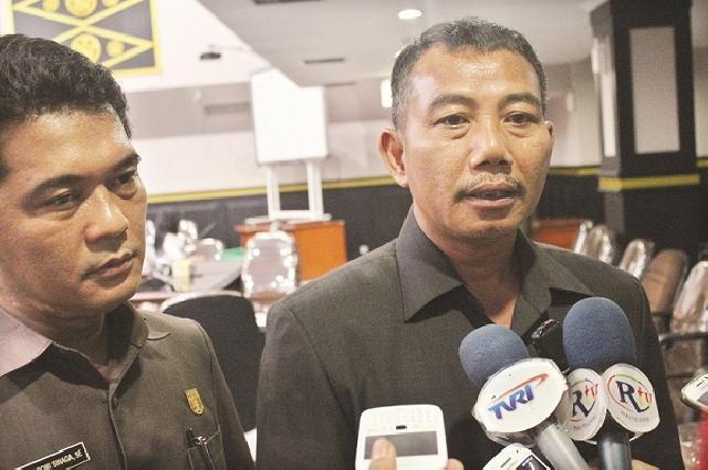 DPRD Pertanyakan Masterplan Penanganan Banjir Kota Pekanbaru