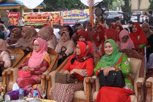 Inhil Raih Juara Lomba Masak Serba Ikan Se-Riau